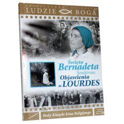 Święta Bernadeta Soubirous. Objawienia w Lourdes