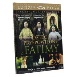 Dzieci przepowiedni z Fatimy. Książka + DVD