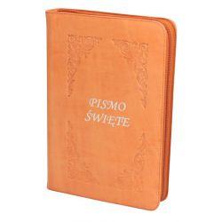 Pismo Święte Edycja Św. Pawła zamek orange