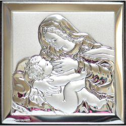 Matka Boża Karmiąca 8x8
