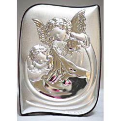 Obrazek Anioł z latarenką mały 7,5 x 10 cm