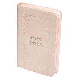 Pismo Święte Edycja Św. Pawła zamek Łosoś paginacja