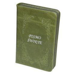 Pismo Święte Edycja Św. Pawła zamek oliwka paginacja