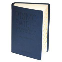 Biblia Pielgrzyma oprawa eko paginacja