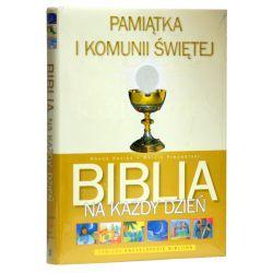 Biblia na każdy dzień Pamiątka I Komunii Świętej