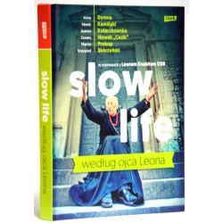Slow life według ojca Leona. Leon Knabit OSB