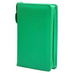 Biblia Edycja św. Pawła balacron z etui wcięcia Zielony