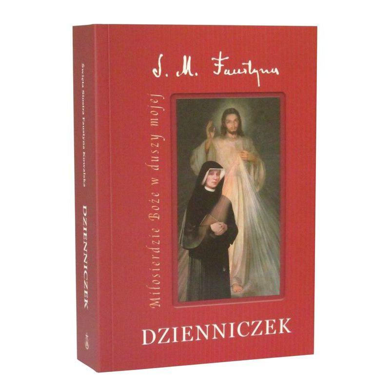 Dzienniczek s. Faustyny format mały oprawa miękka