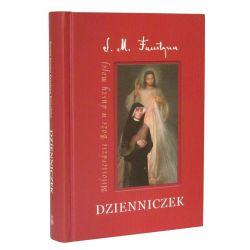 Dzienniczek s. Faustyny format duży oprawa twarda