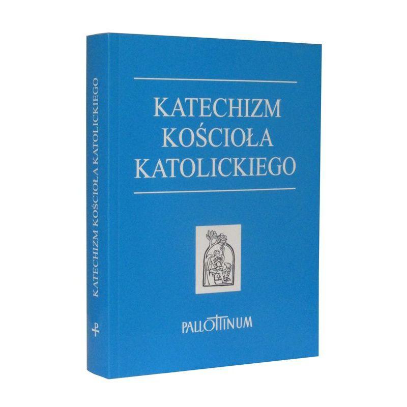 Katechizm Kościoła Katolickiego format mały