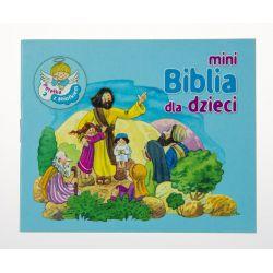 Mini Biblia dla dzieci Perełka z aniołkiem nr 2