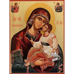 Ikona Matka Boska Czułości