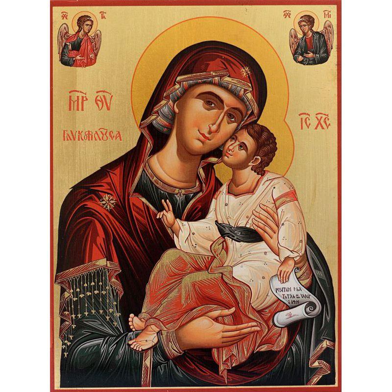 Ikona Matka Boska z Dzieciątkiem