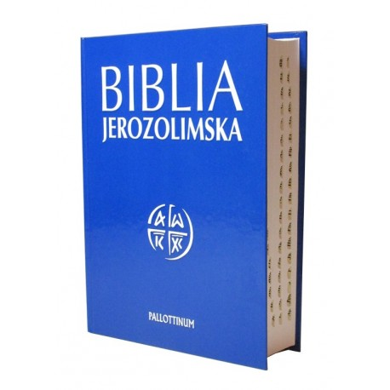 Biblia Jerozolimska paginacja