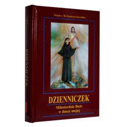 Dzienniczek św. Faustyny Miłosierdzie Boże w duszy mojej. Oprawa twarda
