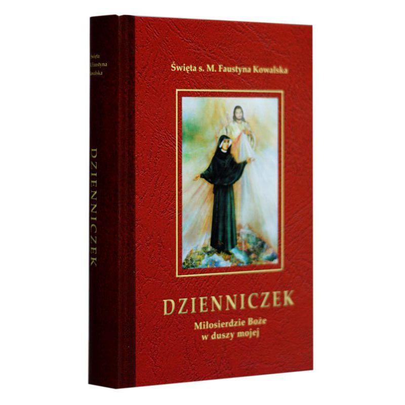 Dzienniczek św. Faustyny Miłosierdzie Boże w duszy mojej. Oprawa twarda 11x17