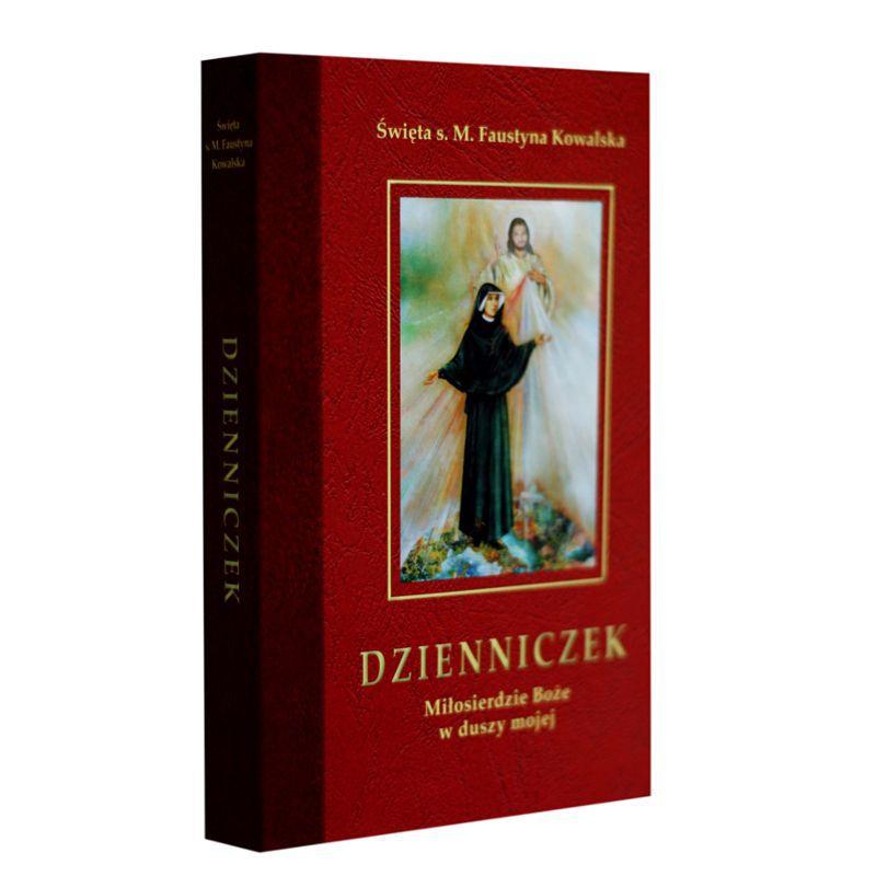 Dzienniczek św. Faustyny Miłosierdzie Boże w duszy mojej. Oprawa miękka 10x16