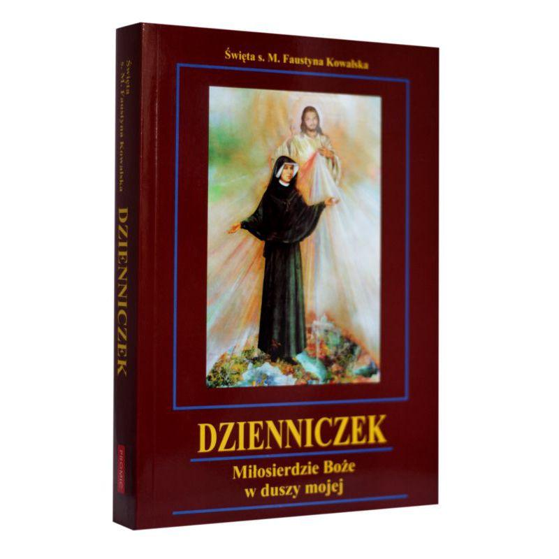 Dzienniczek św. Faustyny Miłosierdzie Boże w duszy mojej. Oprawa miękka 14x20
