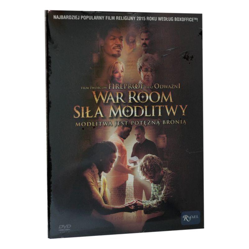"""""""War room"""" Siła modlitwy. Modlitwa jest potężną bronią"""