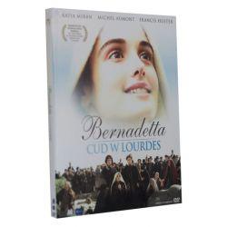 Bernadetta. Cud w Lourdes - książka + film DVD