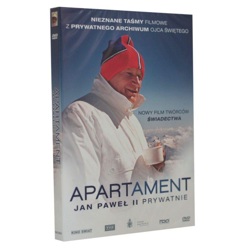 Apartament. Jan Paweł II prywatnie
