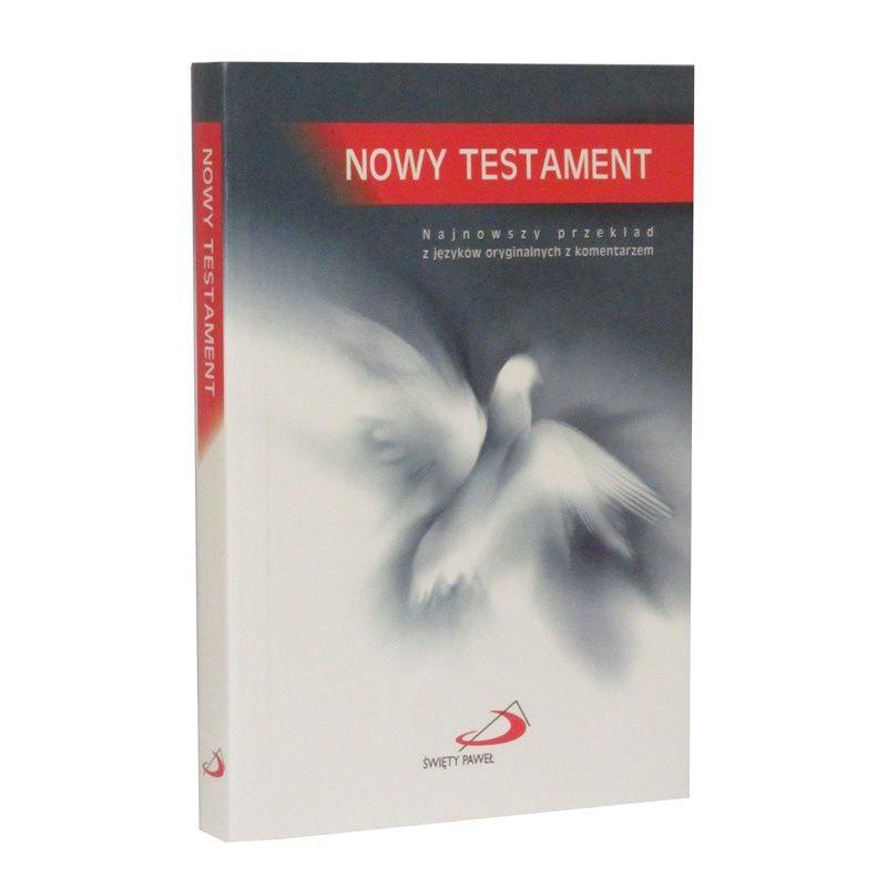 Nowy Testament format mały oprawa miękka