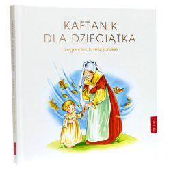Kaftanik dla dzieciątka
