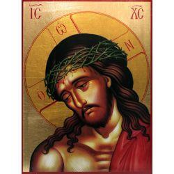 Ikona Pan Jezus konający