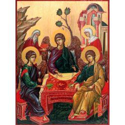 Ikona Trójca Święta